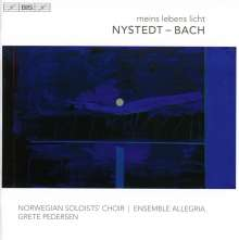 Norwegian Soloist's Choir - Meins Lebens Licht (Nystedt / Bach), Super Audio CD