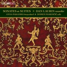 Dan Laurin - Sonates et Suites, Super Audio CD