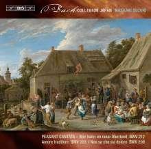Johann Sebastian Bach (1685-1750): Weltliche Kantaten Vol.7, Super Audio CD