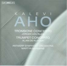 Kalevi Aho (geb. 1949): Posaunenkonzert, Super Audio CD
