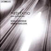 Schola Cantorum Reykjavicensis - Meditatio, SACD