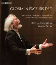 Johann Sebastian Bach (1685-1750): Kantaten BWV 30,69,191, Blu-ray Disc