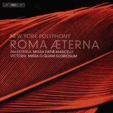 New York Polyphony  - Roma Aeterna, Super Audio CD