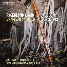 """Sebastian Fagerlund (geb. 1972): Fagottkonzert """"Mana"""", Super Audio CD"""