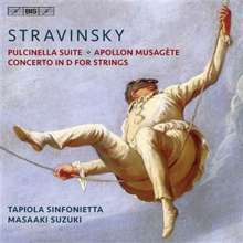 Igor Strawinsky (1882-1971): Pulcinella-Suite, Super Audio CD