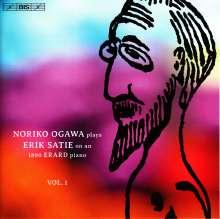 Noriko Ogawa plays Erik Satie Vol.1, Super Audio CD