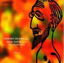 Erik Satie (1866-1925): Sämtliche Klavierwerke Vol.2, Super Audio CD