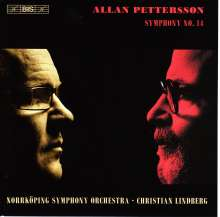 Allan Pettersson (1911-1980): Symphonie Nr.14, 1 Super Audio CD und 1 DVD