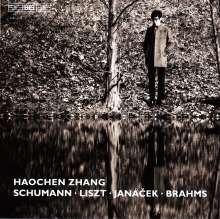 Haochen Zhang - Schumann / Liszt / Janacek / Brahms, SACD