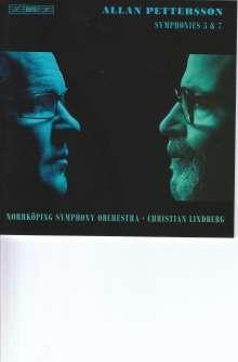 Allan Pettersson (1911-1980): Symphonien Nr.5 & 7, SACD