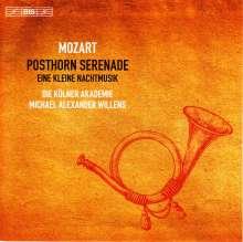 """Wolfgang Amadeus Mozart (1756-1791): Serenaden Nr.9 & 13 """"Kl.Nachtmusik"""", Super Audio CD"""