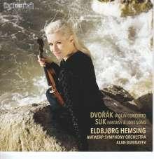 Antonin Dvorak (1841-1904): Violinkonzert op.53, Super Audio CD