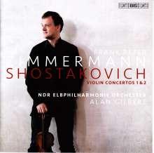 Dmitri Schostakowitsch (1906-1975): Violinkonzerte Nr.1 & 2 (opp.99 & 129), Super Audio CD