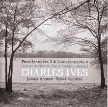 "Charles Ives (1874-1954): Klaviersonate Nr.2 ""Concord"", SACD"