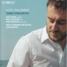 Vito Palumbo (geb. 1972): Cellokonzert, SACD