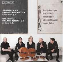 Robert Schumann (1810-1856): Klavierquartett op.47, Super Audio CD