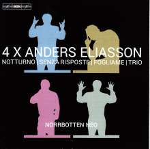 Anders Eliasson (1947-2013): Kammermusik, Super Audio CD