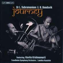 Lakshminarayanan Subramaniam (geb. 1947): Konzert für indische Violine,Tuba & Orchester, SACD
