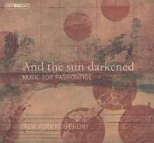 New York Polyphony  - And the sun darkened, Super Audio CD