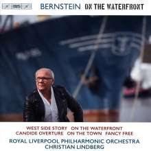 """Leonard Bernstein (1918-1990): Symphonische Tänze aus """"West Side Story"""", SACD"""