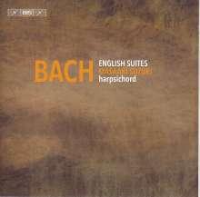 Johann Sebastian Bach (1685-1750): Englische Suiten BWV 806-811, 2 SACDs