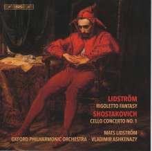 Mats Lidström (geb. 1959): Rigoletto-Fantasie für Cello & Orchester, Super Audio CD