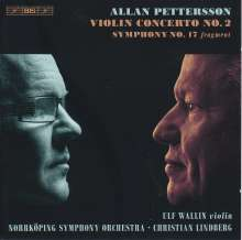 Allan Pettersson (1911-1980): Symphonie Nr.17 (Fragment 1980), Super Audio CD