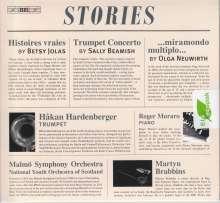 Hakan Hardenberger - Stories, Super Audio CD