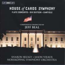 Jeff Beal (geb. 1963): House of Cards Symphony, 2 SACDs