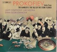 """Serge Prokofieff (1891-1953): Orchesterwerke """"Suites"""", Super Audio CD"""