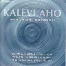 Kalevi Aho (geb. 1949): Klavierkonzert Nr.1, SACD