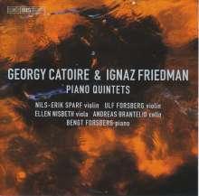 Ignaz Friedman (1882-1948): Klavierquintett c-moll, Super Audio CD