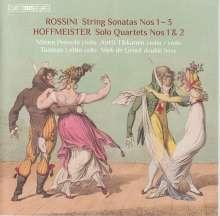 Gioacchino Rossini (1792-1868): Streichersonaten Nr.1-3, SACD