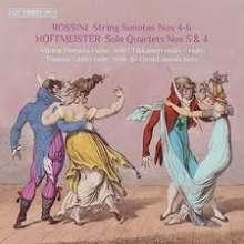 Franz Anton Hoffmeister (1754-1812): Kontrabaßquartette Nr.3 & 4, SACD