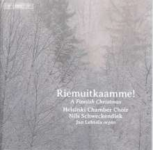 Riemuitkaamme! - A Finnish Christmas, Super Audio CD