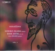 Erik Satie (1866-1925): Vexations, Super Audio CD