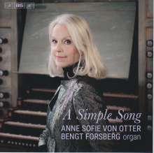 Anne Sofie von Otter - A Simple Song, Super Audio CD