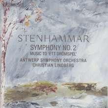Wilhelm Stenhammar (1871-1927): Symphonie Nr.2, SACD