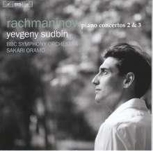 Sergej Rachmaninoff (1873-1943): Klavierkonzerte Nr.2 & 3, SACD