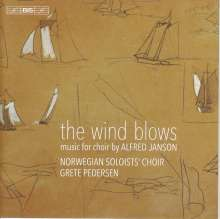 Alfred Janson (geb. 1937): Chormusik, Super Audio CD
