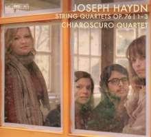 Joseph Haydn (1732-1809): Streichquartette Nr.75-77 (op.76 Nr.1-3), Super Audio CD