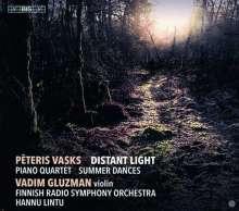 "Peteris Vasks (geb. 1946): Violinkonzert ""Distant Light"", Super Audio CD"