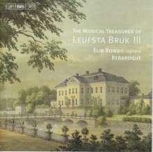 The Musical Treasures of Leufsta Bruk III, Super Audio CD