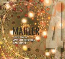 Gustav Mahler (1860-1911): Symphonie Nr.4, Super Audio CD