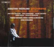 Sebastian Fagerlund (geb. 1972): Höstsonaten, 2 SACDs