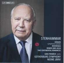 """Wilhelm Stenhammar (1871-1927): Symphonische Kantate """"Das Lied"""", SACD"""