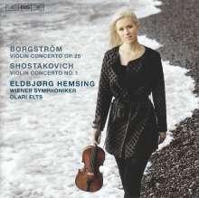 Hjalmar Borgström (1864-1925): Violinkonzert op.25, SACD