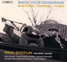 Rick Stotijn - Back To Stockhome, Super Audio CD