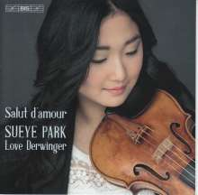 Sueye Park & Love Derwinger - Salut D'Amour, Super Audio CD