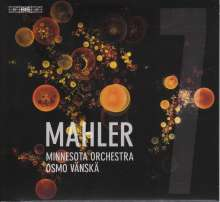 Gustav Mahler (1860-1911): Symphonie Nr.7, Super Audio CD